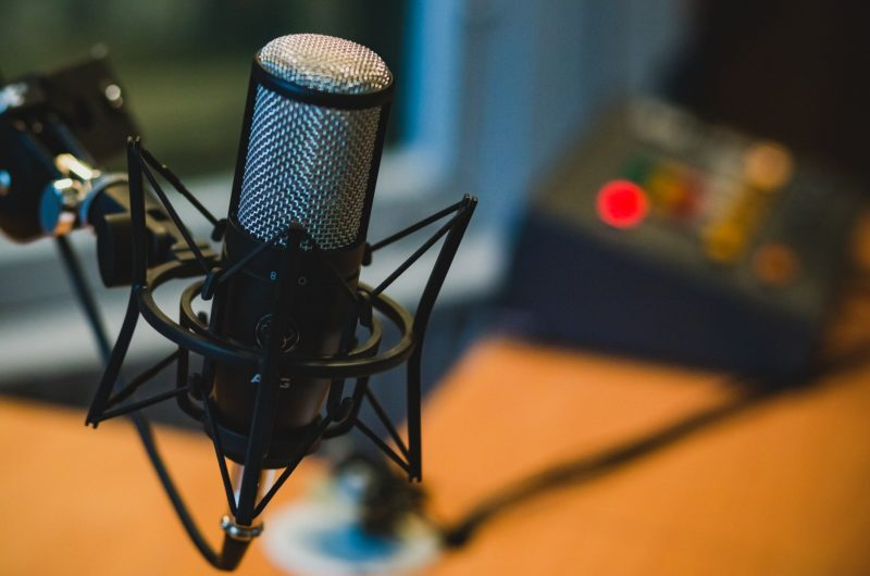 microphone - podcast